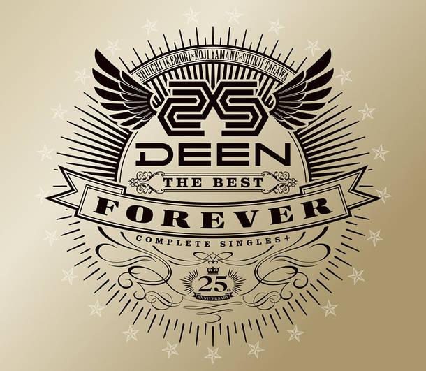 アルバム『DEEN The Best FOREVER ~Complete Singles+~』【初回生産限定盤】