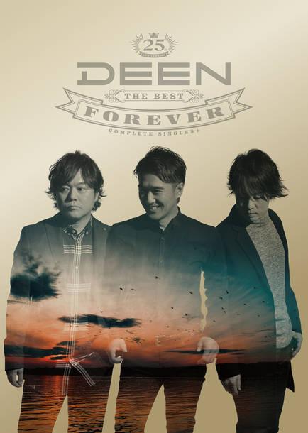 アルバム『DEEN The Best FOREVER ~Complete Singles+~』【完全生産限定プレミアム盤】