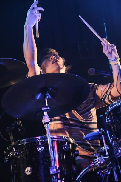 2018年1月8日 at 恵比寿LIQUIDROOM