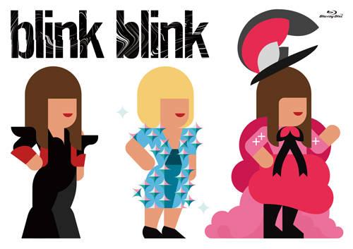 """Blu-ray&DVD『YUKI concert tour""""Blink Blink""""2017.07.09 大阪城ホール』Blu-ray"""