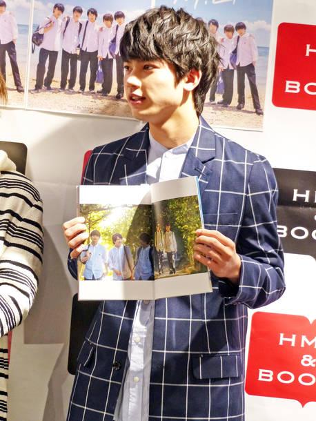 1月13日(土)@渋谷HMV&BOOKS SHIBUYA