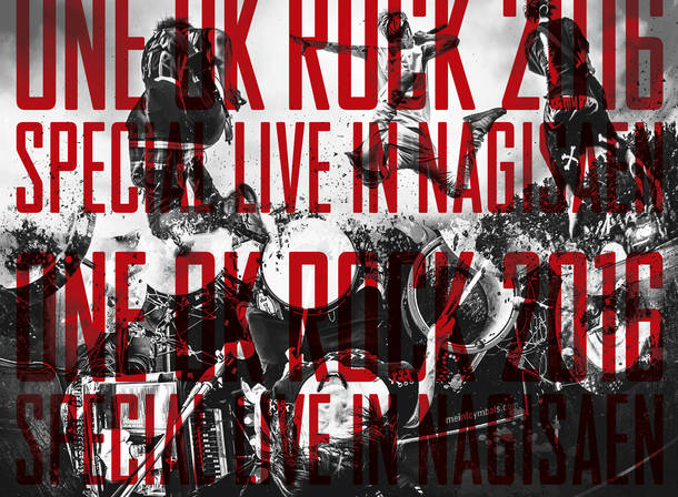DVD&Blu-ray『ONE OK ROCK 2016 SPECIAL LIVE IN NAGISAEN』