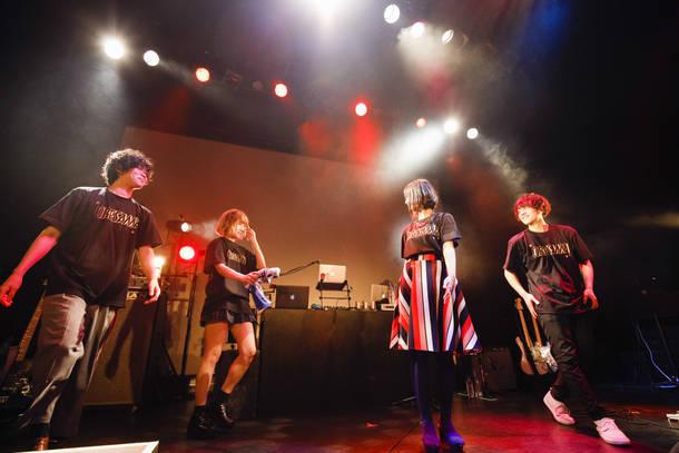 2018年1月8日 at 渋谷WWW X