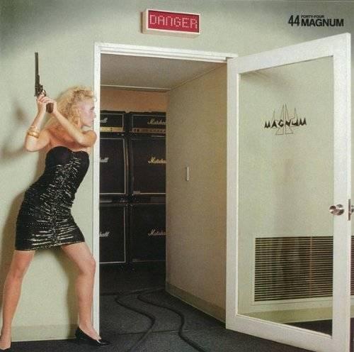 『DANGER』('83)/44MAGNUM