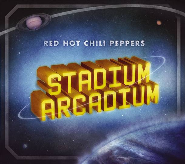 「Snow (Hey Oh)」収録アルバム『Stadium Arcadium』/Red Hot Chili Peppers