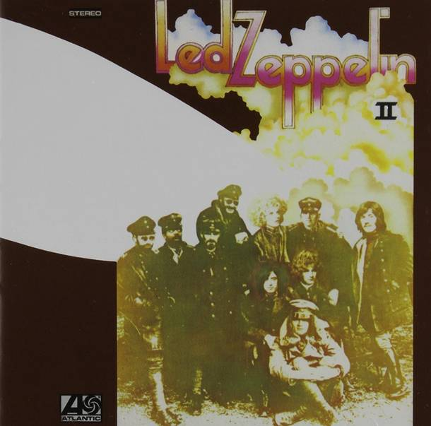 『Led Zeppelin II』('69)/Led Zeppelin