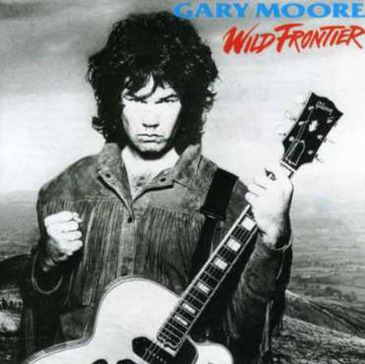 「Johnny boy」収録アルバム『WILD FRONTIER』/GARY MOORE