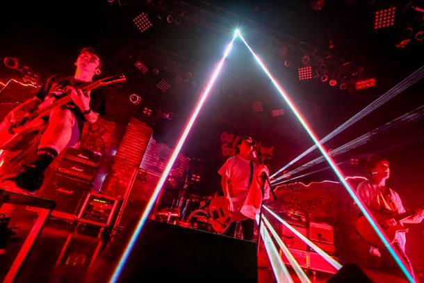 【04 Limited Sazabys  ライヴレポート】 『Squall tour』 2018年1月19日 at Zepp Tokyo