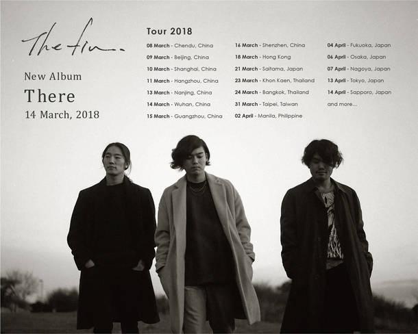 『The fin. Tour 2018』