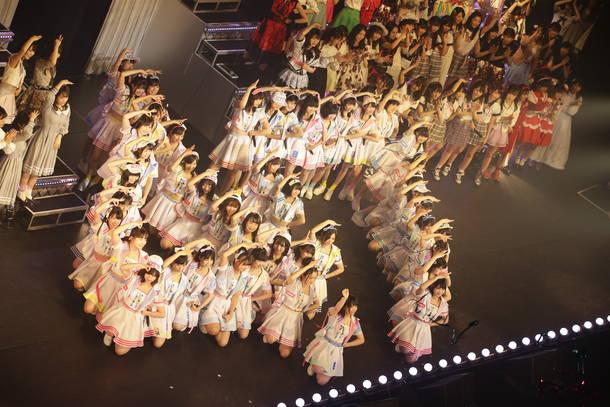チーム8「AKB48グループリクエストアワー セットリストベスト100 2018」
