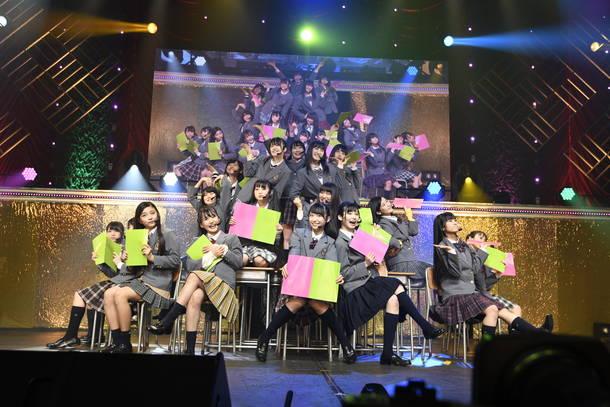 1月14日@TOKYO DOME CITY HALL