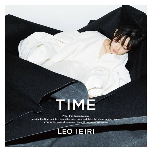 アルバム『TIME』【初回限定盤B】(CD+DVD)