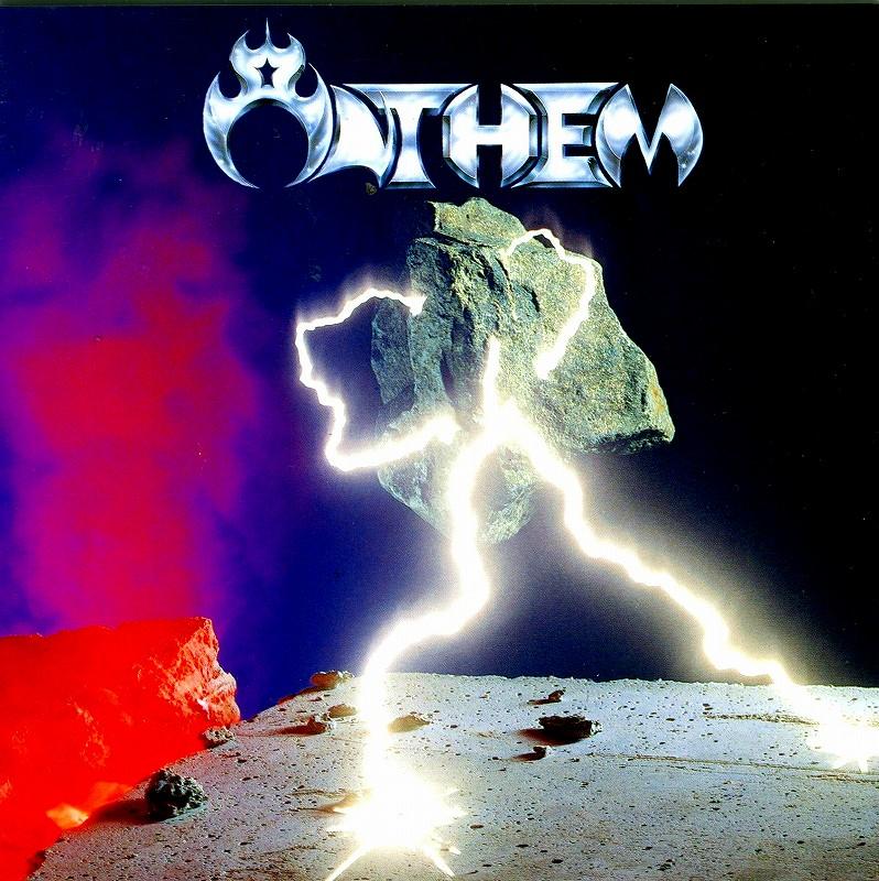 『ANTHEM〜パワーメタル戒厳令〜』('85)/ANTHEM