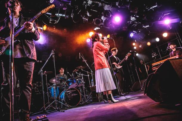 2月7日@渋谷CLUB QUATTRO