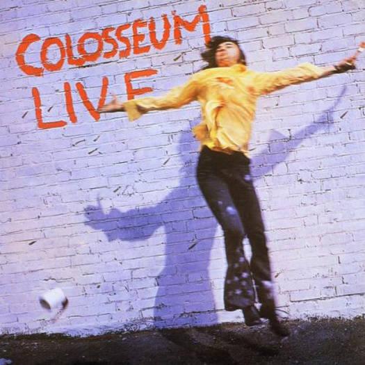『Colosseum Live』('71)/Colosseum