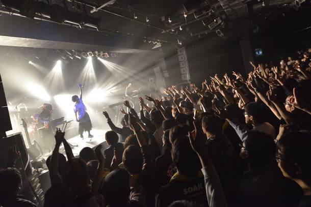 2月9日(金)東京・LIQUIDROOM