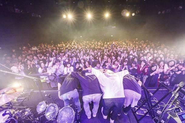 2月10日(土)@東京・WWW X
