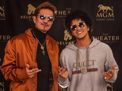 EXILE ATSUSHI × Bruno Mars