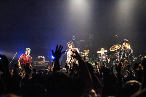 2月10日@マイナビBLITZ赤坂