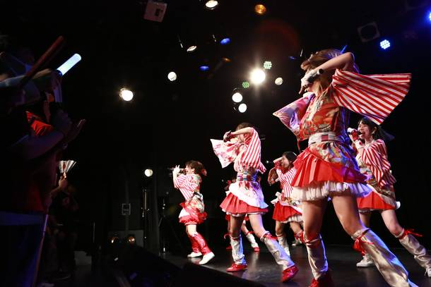 BANZAI JAPAN/2月4日@Yokohama O-SITE
