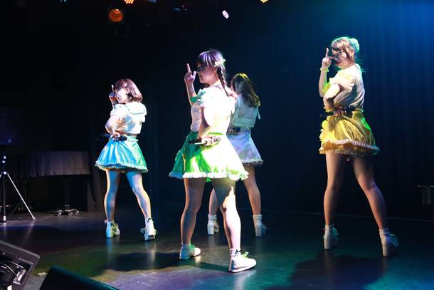 ねごと!TOYDOLL/2月4日@Yokohama O-SITE