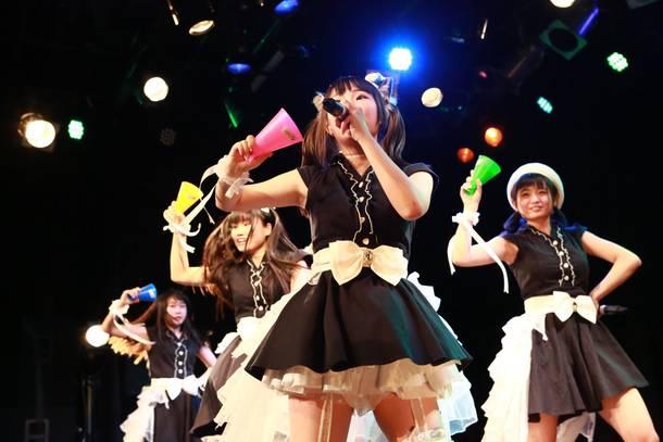 きゅいーん'ズ/2月4日@Yokohama O-SITE