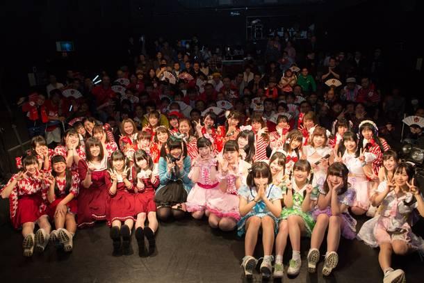集合写真/2月4日@Yokohama O-SITE