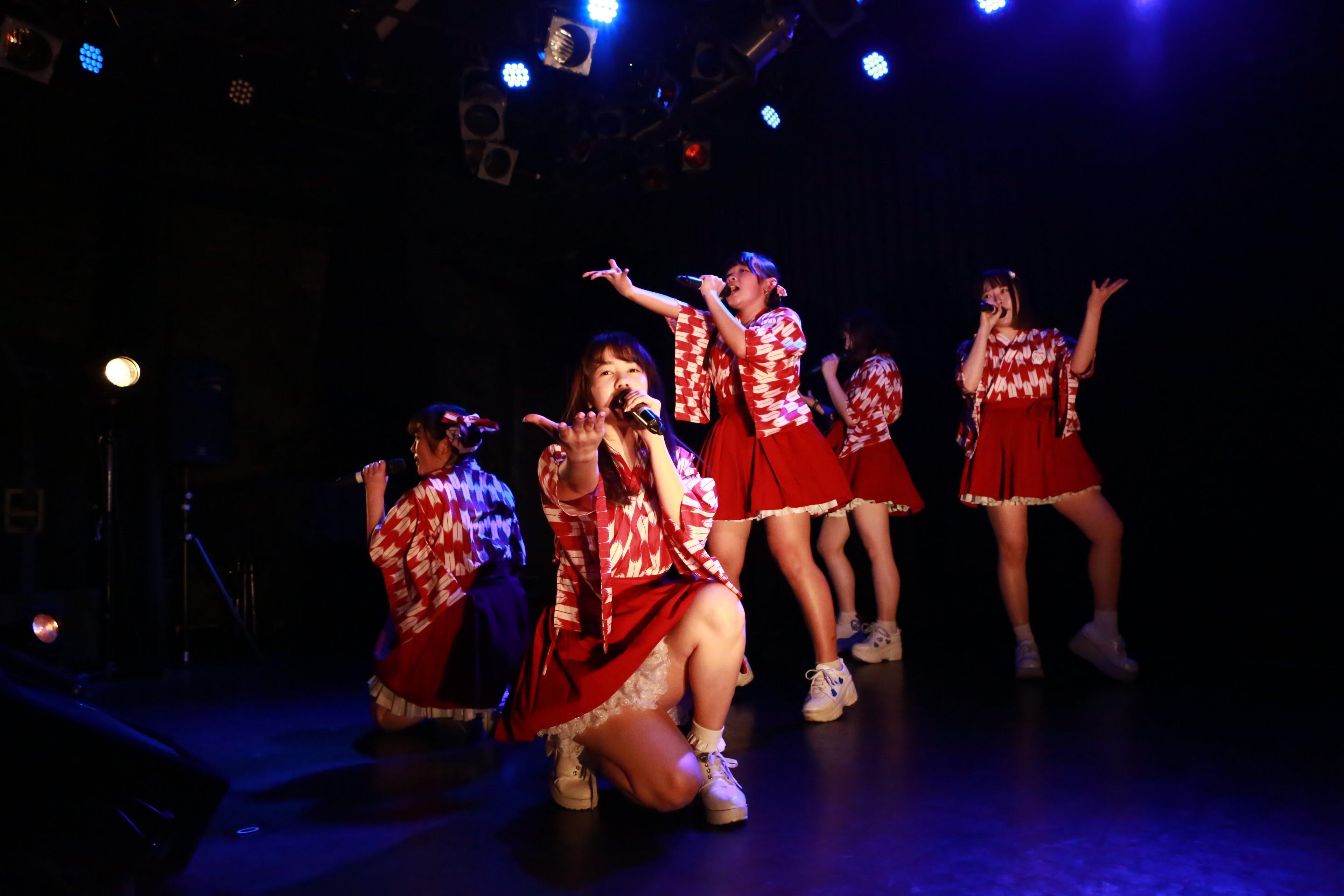 純情小町☆NEO/2月4日@Yokohama O-SITE