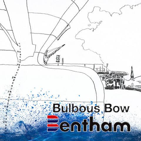 EP『Bulbous Bow』【Bentham屋限定盤】