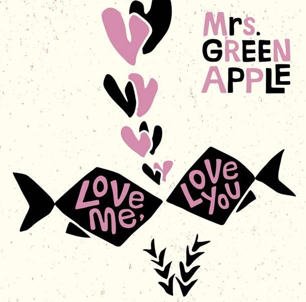 シングル「Love me, Love you」【通常盤】(CD)