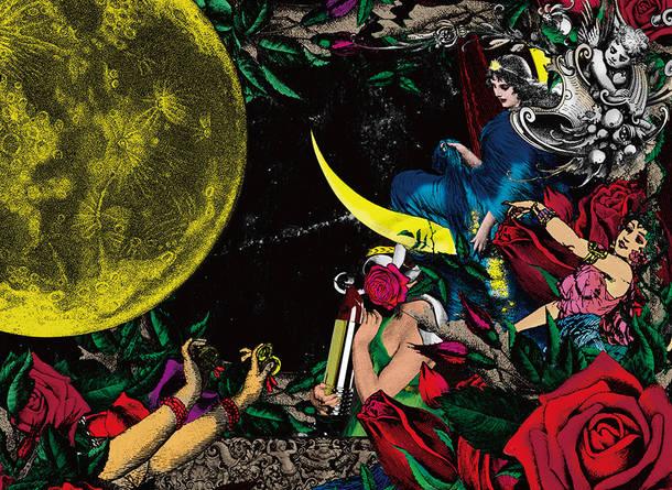 アルバム『夜、カルメンの詩集』【初回盤(2CD+DVD付)】