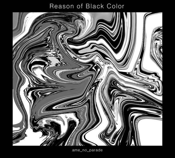 アルバム『Reason of Black Color』【初回生産限定盤(DVD付)】