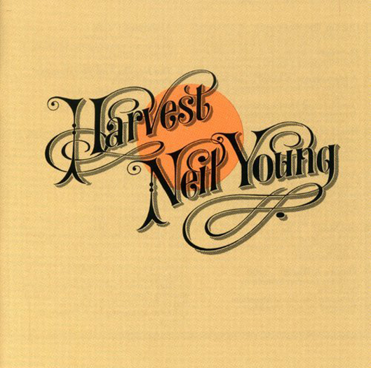 『HARVEST』('72)/Neil Young