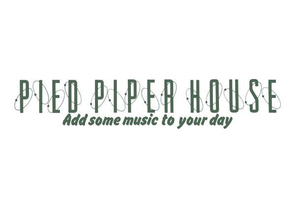 パイドパイパーハウス ロゴ