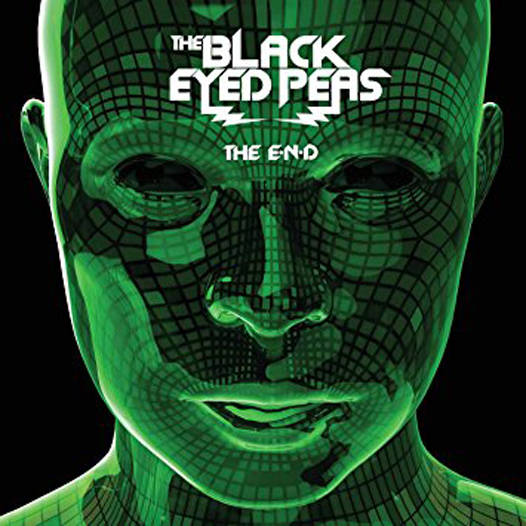 「I Gotta Feeling」収録アルバム『The E.N.D.』/The Black Eyed Peas
