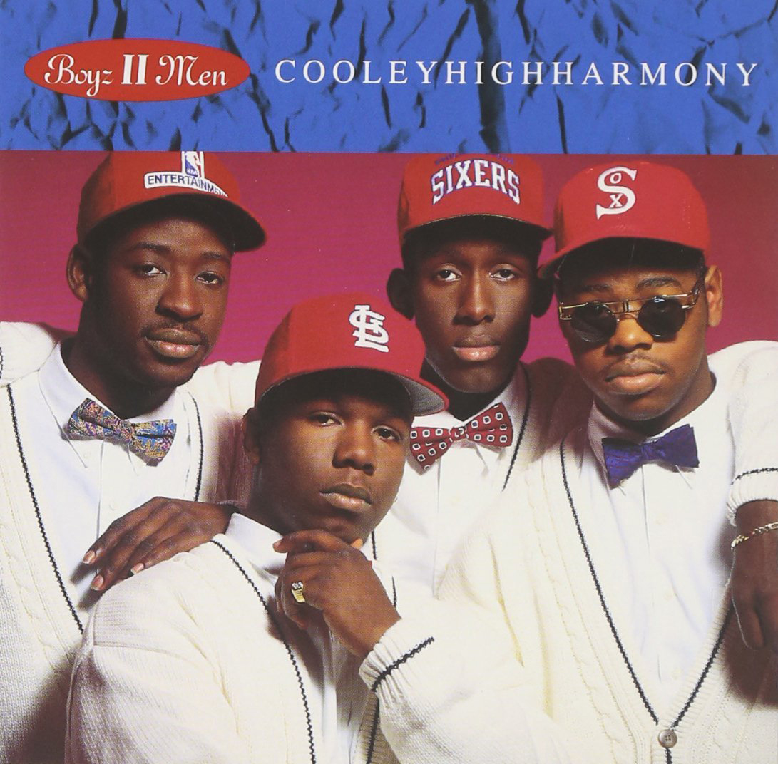 「It's So Hard To Say Goodbye to Yesterday」収録アルバム『Cooleyhighharmony』/Boys II Men