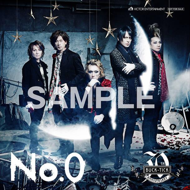 アルバム『No. 0』特典・オリジナルステッカー