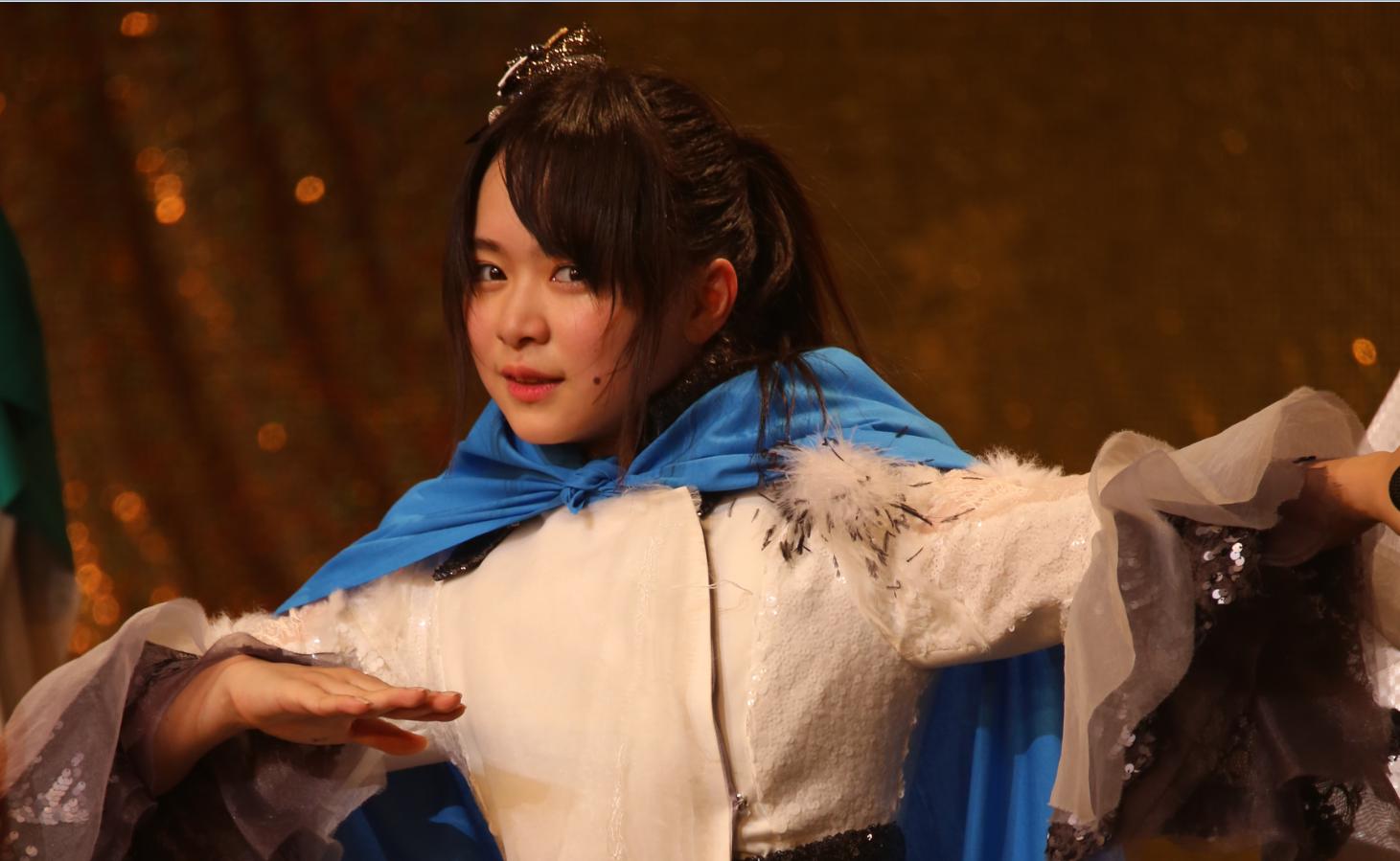 「AKB48 チーム8選抜コンサート~僕たちは熱狂する~」より(2018年1月)