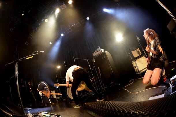 tricot/2月28日(水)@渋谷WWW X