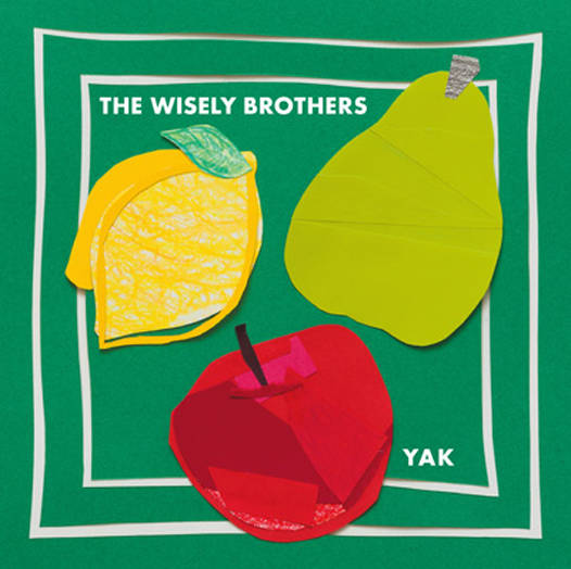 「庭をでて」収録アルバム『YAK』/The Wisely Brothers