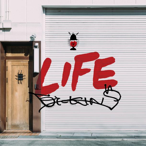 アルバム『LIFE』【通常盤】