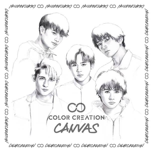 シングル「CANVAS」【初回限定盤】