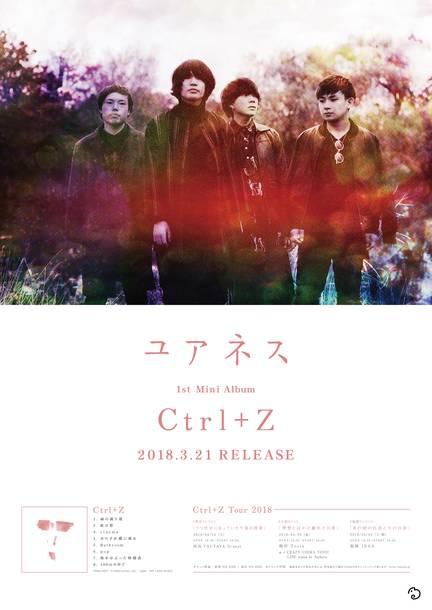 『Ctrl+Z Tour 2018』詳細