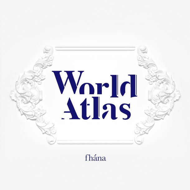 アルバム『World Atlas』【初回限定盤(Blu-ray付)】
