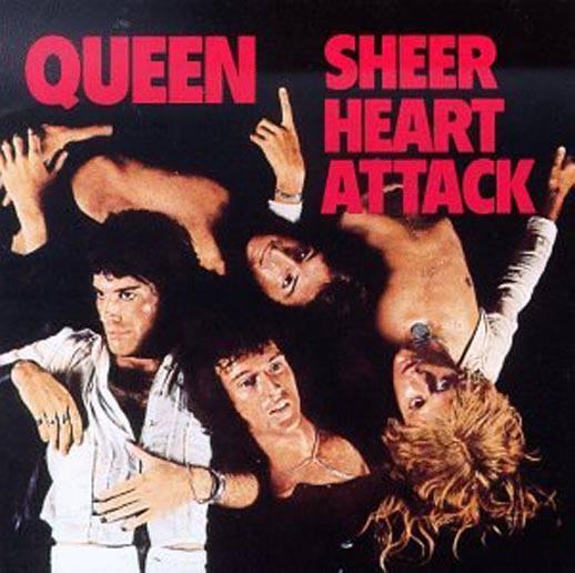 「Brighton Rock」収録アルバム『シアー・ハート・アタック』/Queen