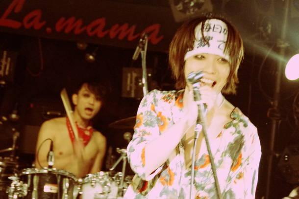 【地獄ヘルズ ライヴレポート】 『地獄ヘルズ メジャーリリース パーティー「地獄のロックンロール ファイヤー」』 2018年3月17日 at 渋谷La.mama