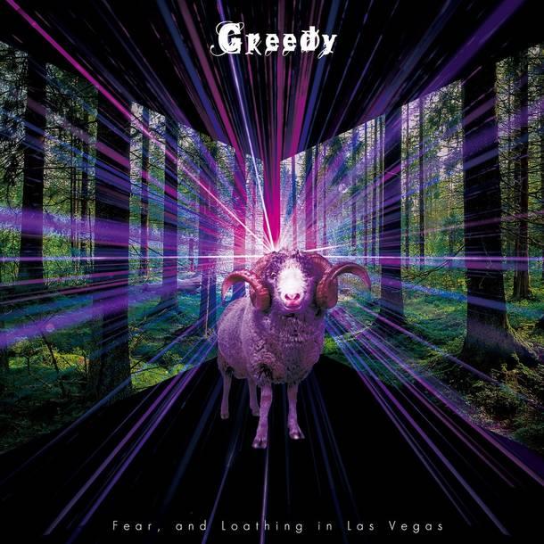 シングル「Greedy」【初回生産限定盤B】(CD)