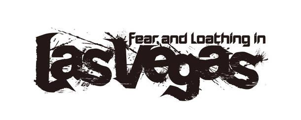 Fear, and Loathing in Las Vegas ロゴ