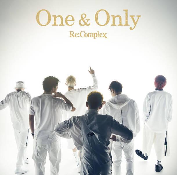 シングル「One & Only」【TYPE:M(男性盤)】