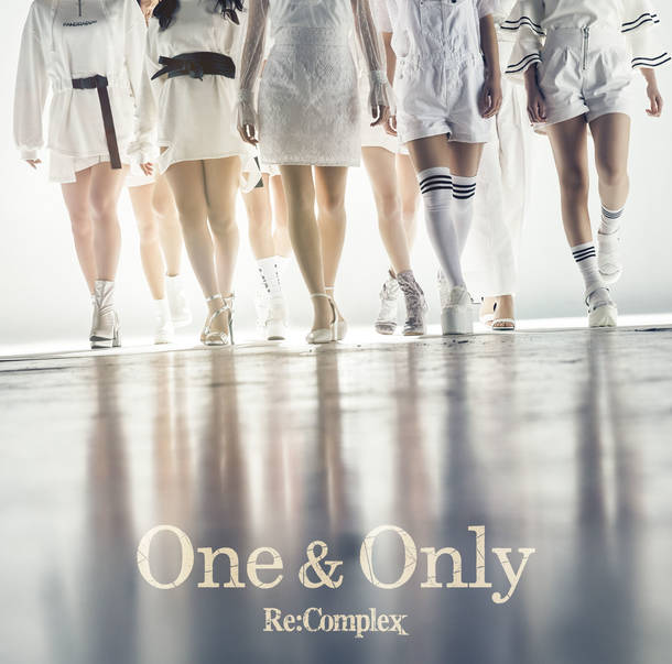 シングル「One & Only」【TYPE:W(女性盤)】